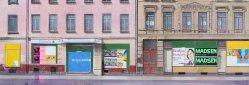 Nahversorgung 2 (Stadtansichten)