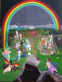 Homo Bulla (Phantastischer Realismus)