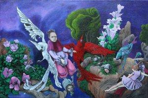 Exalina (Phantastischer Realismus)