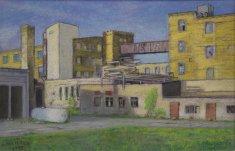 Kunstlederfabrik Borsdorf (Pastell)